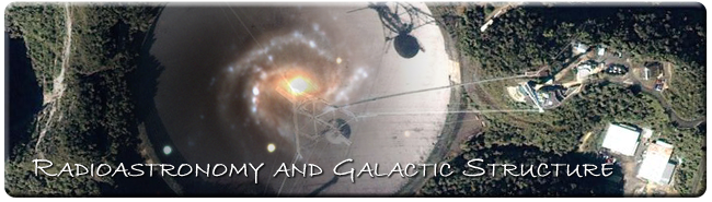 Radioastronomy and Galactic Structure Department